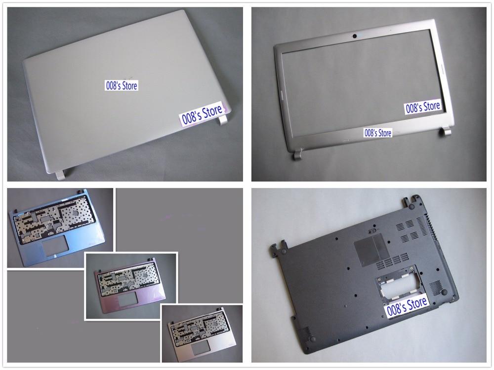 New Cover For Acer Aspire V5-431 V5-431G V5-471 V5-471G MS2360 LCD Top Back/Palmrest Upper/Bottom Case Lower Base/Hinges