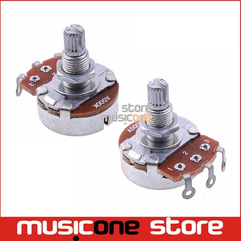Online Buy Wholesale guitar volume pot from China guitar volume ...