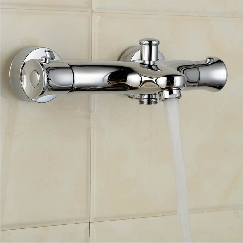 Rushed Shower Faucet Bath Mixer Nuoweite Factory Direct Sale ...