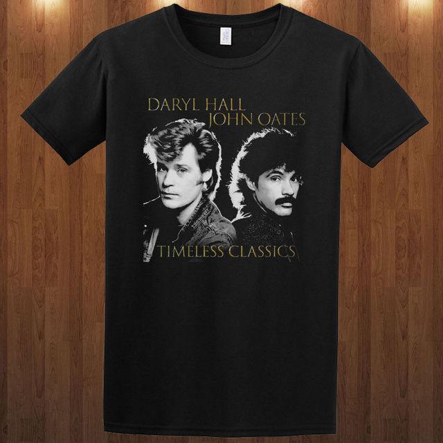 3baa9f66c4b Hall   Oates Tees Musical Duo S M L Xl 2Xl 3Xl T Shirt Daryl Hall And John  Oates