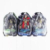 AVP Aliens vs Predator Figure Series Alien Covenant Elder Predator Serpent Hunter Youngblood Predator Action Figure Toy