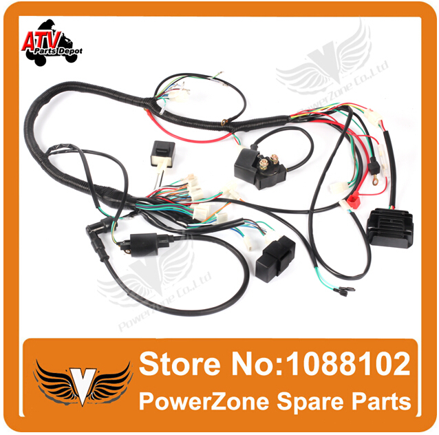 chinese cc atv wiring diagram wiring diagram pare s on zongshen 200cc atv ping low wiring diagram