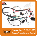 ZONGSHEN LONCIN LIFAN 150cc 200cc 250cc ATV GY6 150cc 200cc Quad Electric Parts Wire Cable CDI Ignition Coil Rely Rectifier