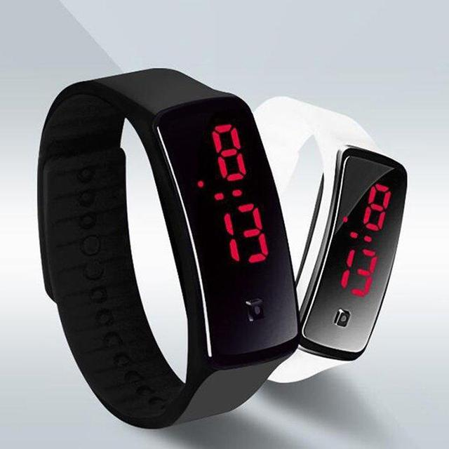3a3b6a36dc1c Reloj militar Digital para hombre
