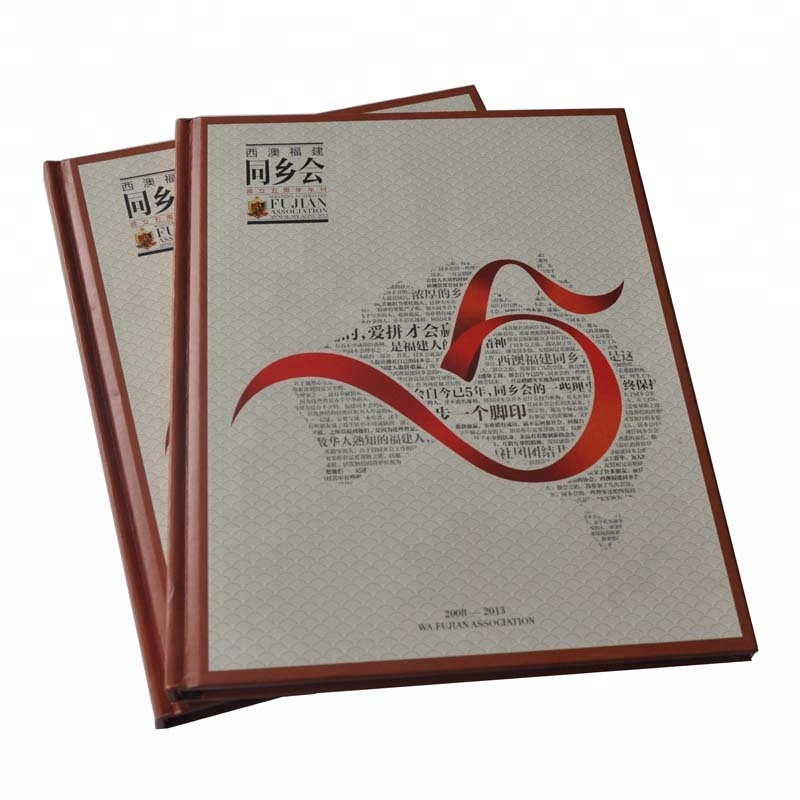 Eco-friendly Wholesale High Quality Cheap Hardcover Book Printing Services
