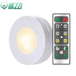 HKZZI светодиодный Беспроводной датчик касания с регулируемой яркостью Кухня Кабинет Светодиодный Хоккей Light шкаф Лестницы коридор Ночной