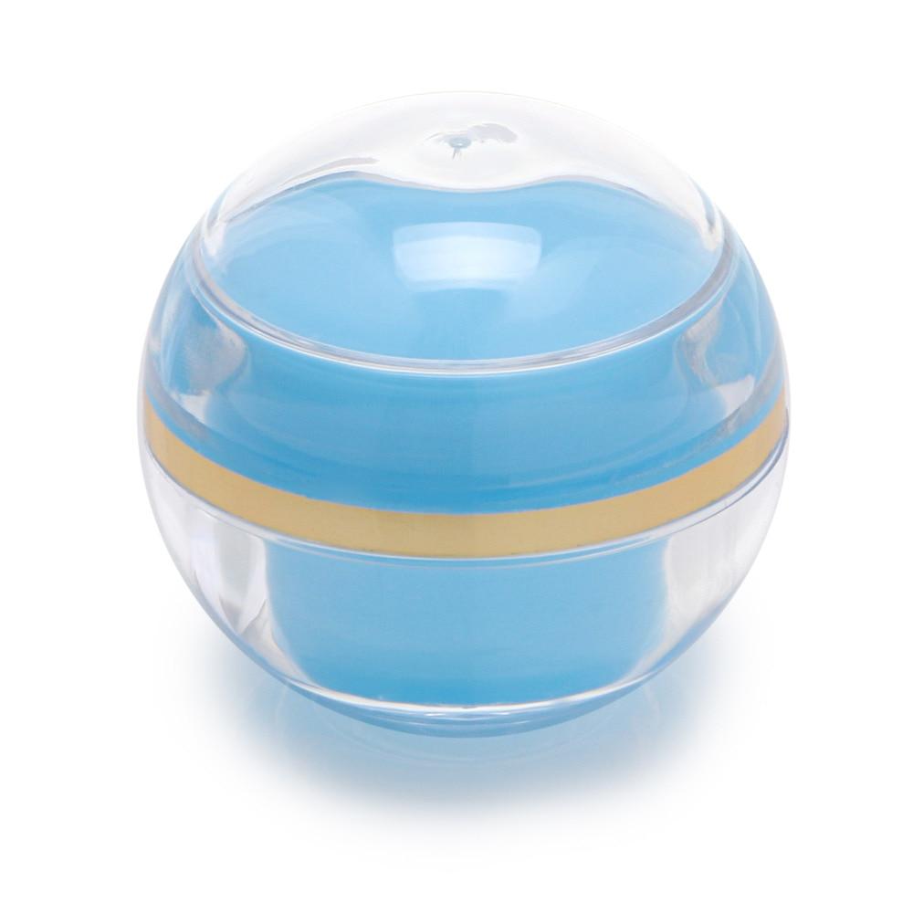 5pcs 5g EMPTY Dome Jars Cream Cosmetic Container BOTELLAS para el - Arte de uñas - foto 2