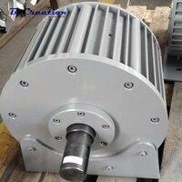 200000 Вт 20KW 220 В 380 430 ac редкоземельных низких оборотов/мин постоянный магнит генератор молния защиты база для дома применение