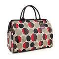 Moda impermeável bagagem de viagem saco de moda bolsas bagages valises bagagem mochila