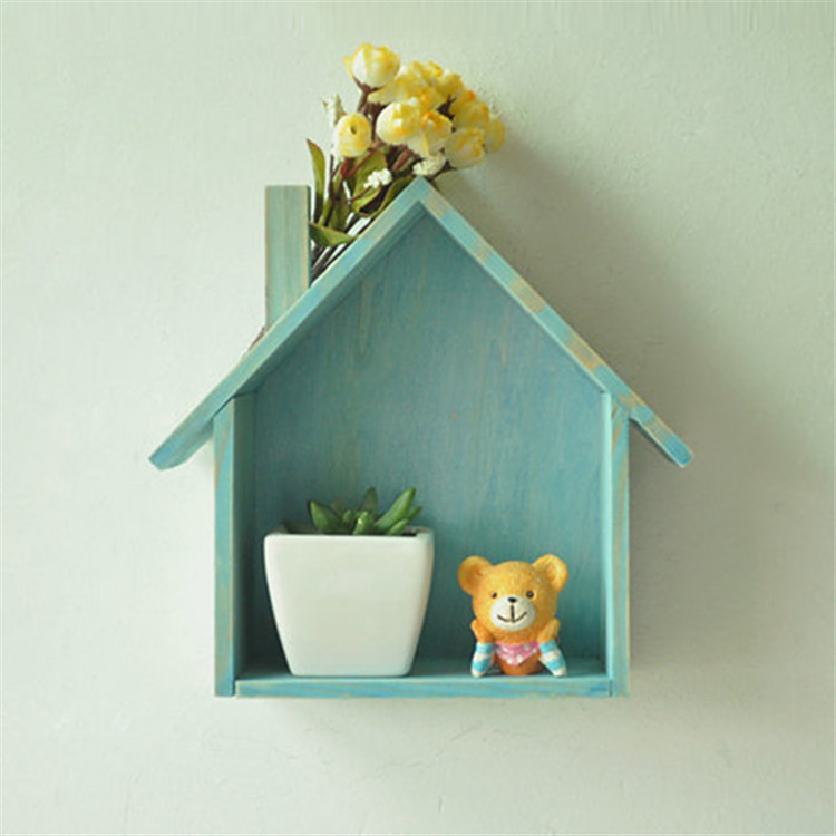 Do The Old Wooden House Z Grocery Containing Box Decorative Wall Shelves Wood Decor Entrance Hall Garden Storage In Stickers From Home