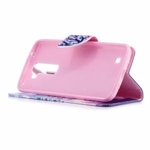 Image 5 - Case Voor Coque Lg K8 & Lg K7 Telefoon Tas Cartoon Panda Vlinder Pu Flip Leather Case Voor Lg K8 lte K350E K350N Cover Cases