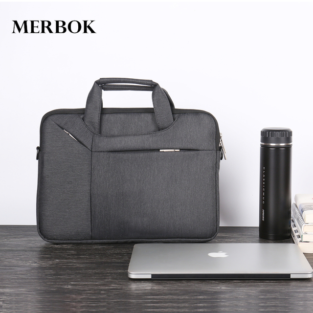 Business Laptop Messenger Bag Waterproof For Asus Zenbook Pro Ux550ve 15 6 Notebook