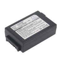 2000mAh / 7.40Wh Li Ion Battery For Psion 1050494 7525 7525C Barcode Scanner New Rechargeable Accumulator Replacement