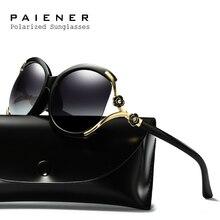 Polarizada óculos de sol das mulheres designer de marca do vintage Rosas de luxo de Grandes Dimensões óculos de sol lazer oculos feminino com Acessórios