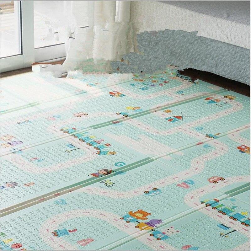 Tapis de jeu bébé XPE tapis pour enfants épaissi Tapete Infantil chambre de bébé ramper tapis de jeu jouets pour enfants Juguetes