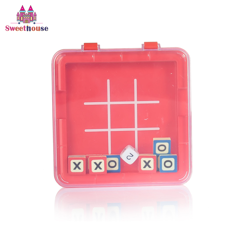 Intellect Math Toys for Children Brain Game TIC-TAC-TOE Game Toys Kids Education Teaching Learning Tools School Supplies Gifts