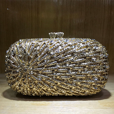 New Arrival Fashion cocktail Evening Bags Luxury Diamonds Rhinestone Day Clutches Women Shoulder Wedding Party Handbags Purses free shipping new 2017 fashion black white golden diamonds luxury quality mini party dinner bags day clutches evening bag rqr072