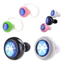 Mini Headset Bluetooth 4.1 In-ear Earphone wireless Headphone to ear E