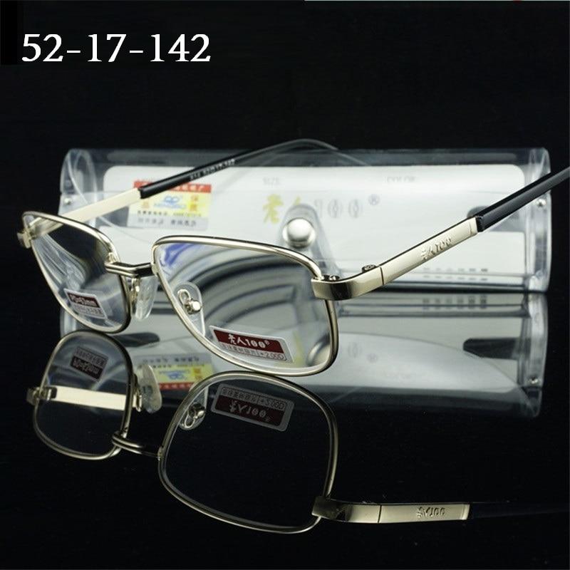 Vazrobe Lentille En Verre Lunettes de Lecture Hommes Femmes Cas Livraison + 1.0 1.5 2.0 2.5 3.0 3.5 4.0 résistant à l'usure lunettes Presbytie
