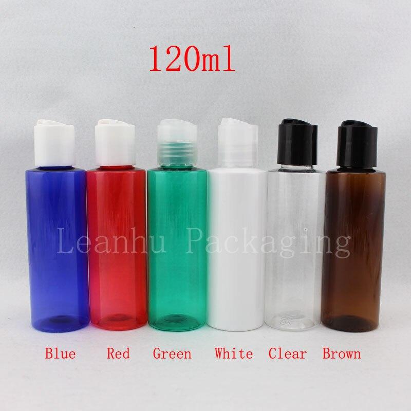 120ml bottle with disc top cap (1)