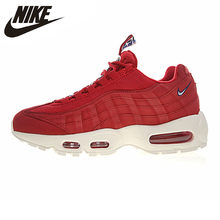 info for 7c96b 4aec0 Nike Air Max 95 TT heren Running Schoenen, Sneakers Schoenen Originele  Sport Outdoor, Rood