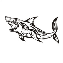 sticker shark promotion shop for promotional sticker shark on BMW E36 Body Kits 10 19cm shark decal angling tackle shop hollow sticker fish fishing boat car window vinyl decal funny poster motorcycle