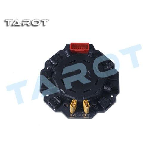 Tarot Octacopter Signal & Power Supply Hub TL8X018 bkt skid power hd 23 8 50 12 6pr tl