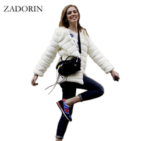 High Quality Long Faux Rabbit Fur Coat Women Plus Size Slim Fluffy Jacket Autumn Winter Outerwear