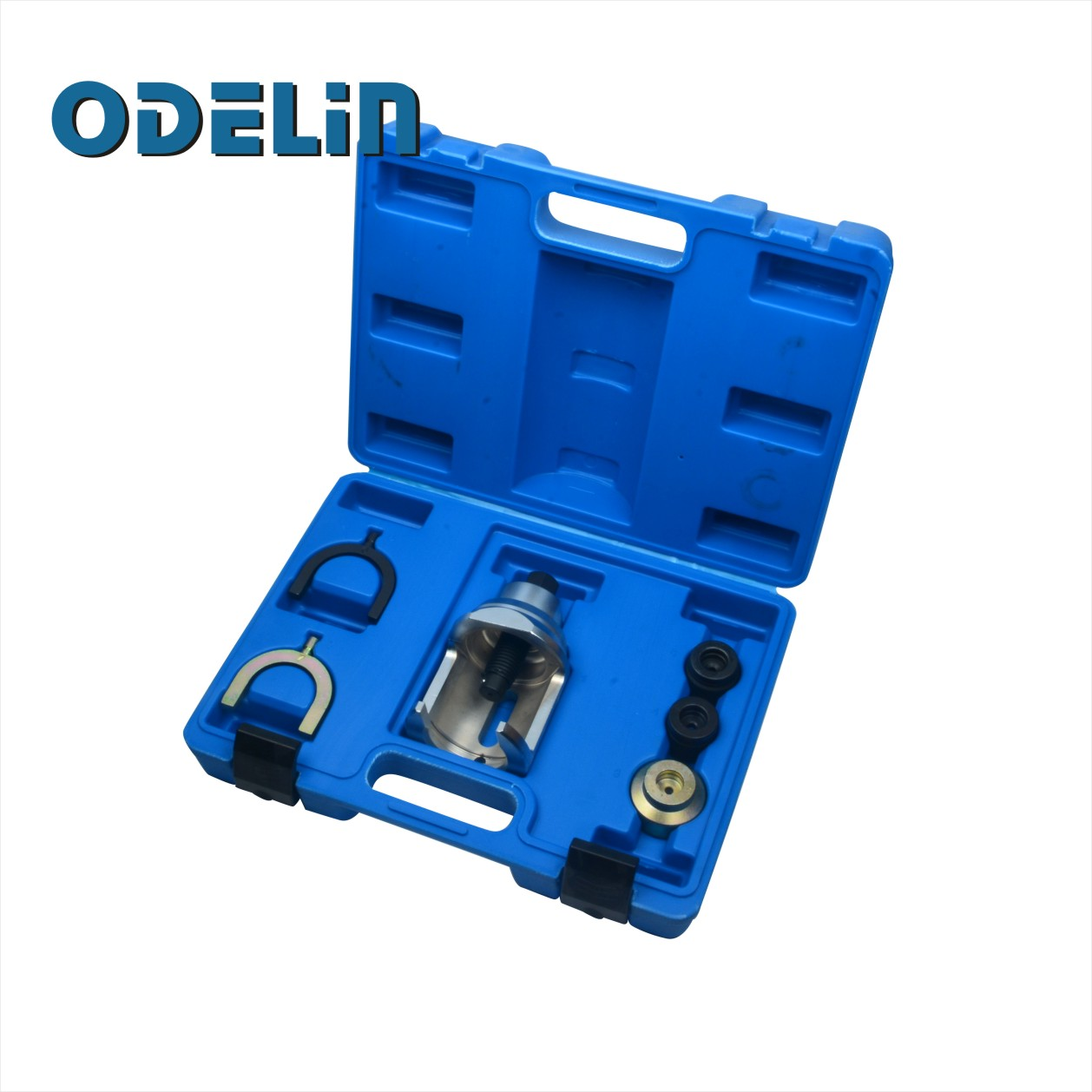 Upper Ball Joint Front Axle In Situ Removal Install Tool Transporter For VW T4 09 vertical single joint potentiometer evu jfqfk 4g54 50kg 18 axle [with midpoint]