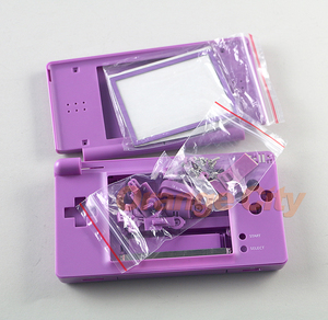 Image 4 - ChengChengDianWan Full Repair Parts Replacement Housing Shell Case Kit For Nintendo DS Lite NDSL