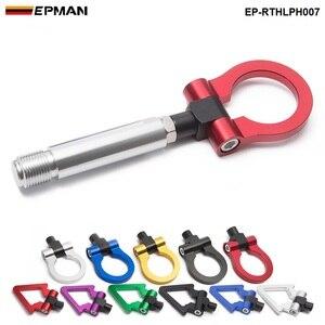 Спортивный передний крюк EPMAN Jdm для Toyota Yaris, Алюминиевый Forge, для Toyota Yaris Old