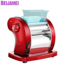 Beijamei Высокое качество 6 регулировка передач электрическая Лапша делая машину спагетница макароноварка для домашнего использования