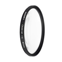 "baodeli מצלמה עדשה filtro BAODELI מצלמה עדשה Filtro Close Up מאקרו מסנן 8 10 קונספט 49 52 55 58 62 67 72 77 82 מ""מ עבור Canon 4000d Nikon D3500 סוני (5)"