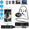 LESHP 1200P 2M HD Wireless USB Endoscope Mini Camera Waterproof Portable 8mm Lens Phone Borescope For