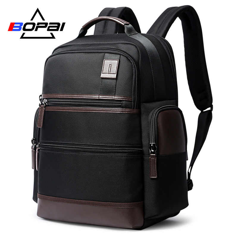 BOPAI USB Charging Anti Theft Laptop Backpack for 15.6inch Laptop Bag Large  Capacity Multifunction Casual 508bacecf8a74