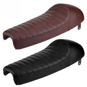 1Pcs 63cm Motorcycle Refit Hump Vintage Cushion Saddle Universal for Retro Cafe Modification MOtor Accessories