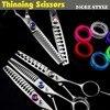 6 0in Freelander Retro Style Profissional Hairdressing Scissors Hair Cutting Scissors Set Barber Shears High Quality