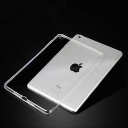 Для нового iPad 9,7 2017 2018 случай ТПУ силиконовый прозрачный тонкий чехол для iPad Air 2 Air 1 Pro 10,5 Mini 2 3 4 Coque Капа принципиально
