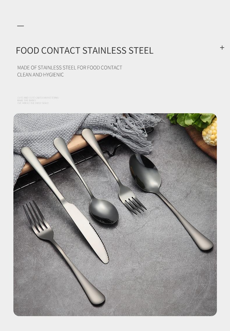不锈钢西餐餐具_03