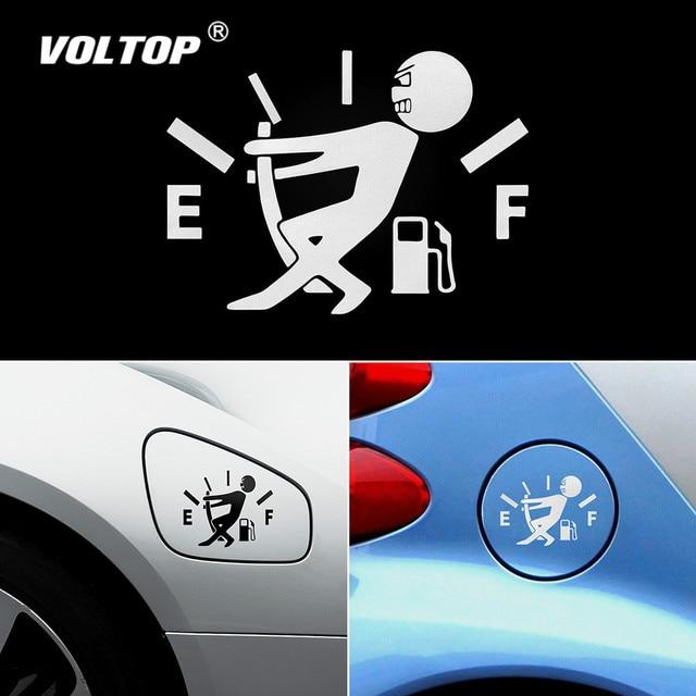 מצחיק רכב מדבקה למשוך דלק טנק מצביע מלא Hellaflush רעיוני ויניל לרכב מדבקת מדבקות סיטונאי רכב מדבקות ומדבקות