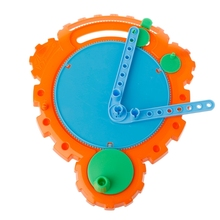 Spirograph Geometric Ruler Students Stationery Drafting Drawing Kit Kids Toy Set W30