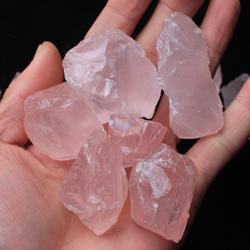 Healing Rose Quartz Crystal 3