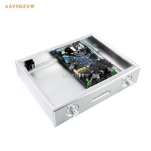 WA48 Full aluminum enclosure DAC BOX 325*430*92mm(Does not include power amplifier board)