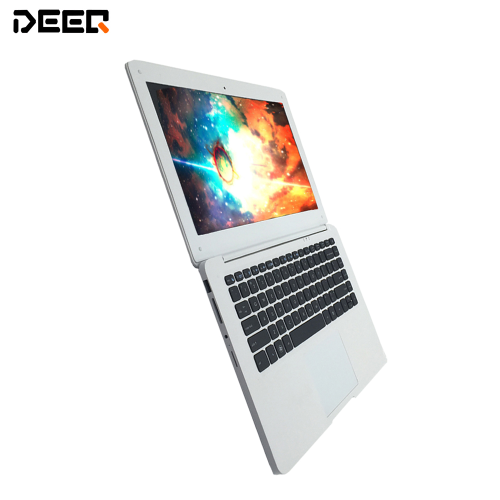 8G Ram 1TB HDD Windows 10 System 13.3 Inch Laptop Built In Camera With Expandable Hard Drive Send Mouse