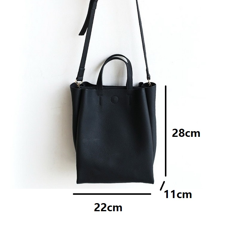 Aliexpress.com : Buy JIARUO Vintage Leather Women Tote Sling ...