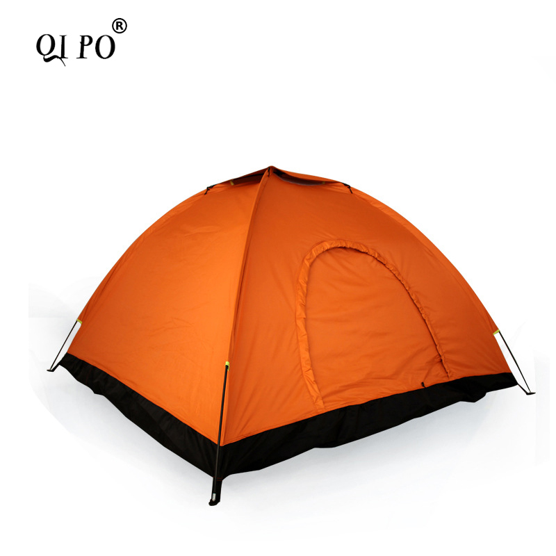 Outdoor Camping Tent For Rest Travel 2 Persons 3 Single Layer Windproof Waterproof Winter Professional Camp Tourist Tent outdoor camping hiking automatic camping tent 4person double layer family tent sun shelter gazebo beach tent awning tourist tent