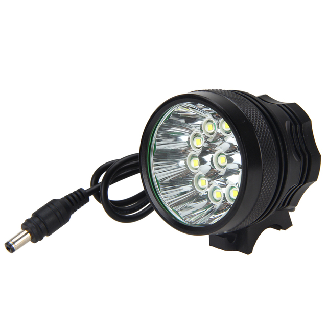 3 Modeles 11 Led Lampe Perles 5500 Lumens Bike Light Lampe Tete