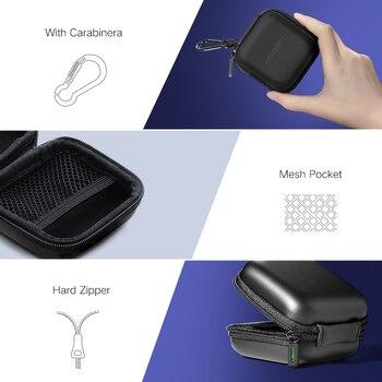Earphone Case Hard Headphone Bag For Airpods Earpods 3