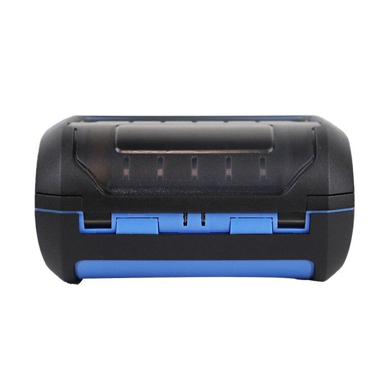 80mm Bluetooth Thermal Printer Pocket Label Printer Label Maker 58mm  Receipt Printer for Android/iPhone/POS/ESC Supermarket