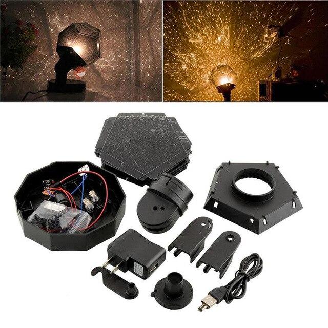 Dreamlike Star Magic LED Star Lights Night Light Laser Projector - Bedroom laser lights